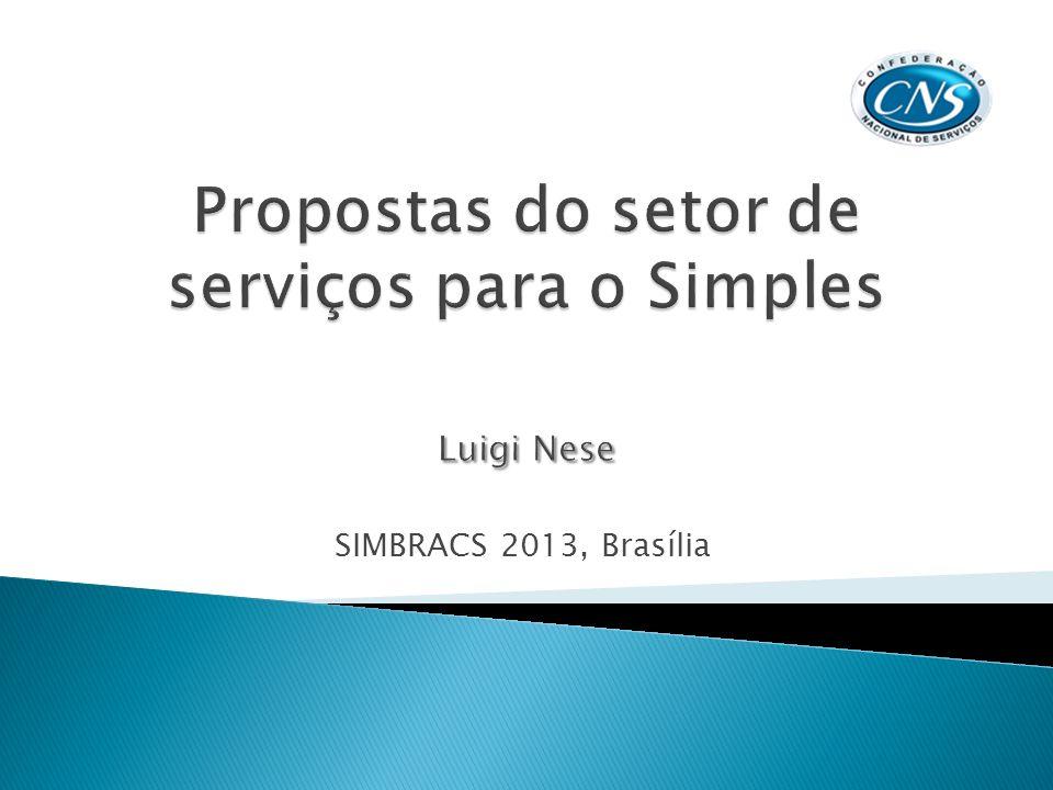 SIMBRACS 2013, Brasília