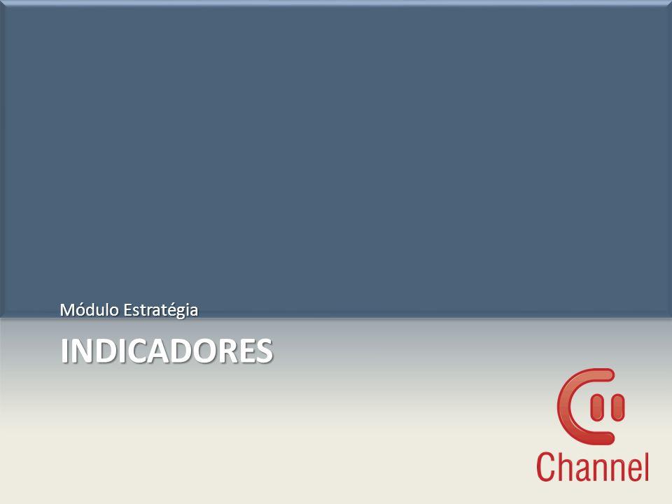INDICADORES Módulo Estratégia