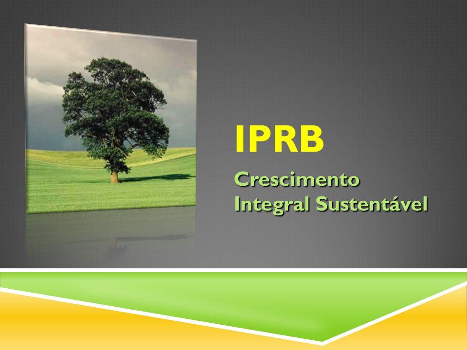 IPRB Crescimento Integral Sustentável