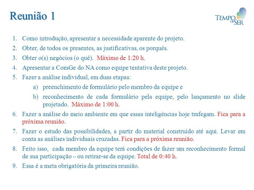 Formulário de Justificativa Data: 22/jun/2012 Nome da ideia ou projeto: Nova Sede do NA-SJC Introdução: na busca de autonomia financeira do Núcleo, levantamos a necessidade aparente de materializar uma nova Sede.