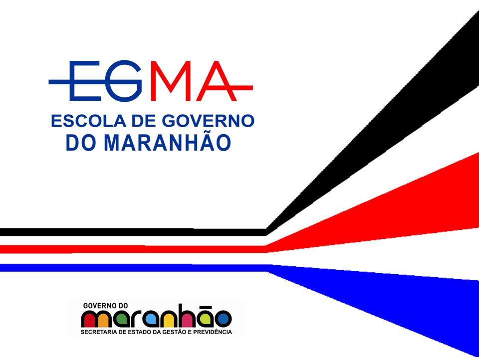 BREVE HISTÓRIA E CONTEXTUALIZAÇÃO A Escola de Governo do Maranhão - EGMA é uma instituição governamental, constituída como Diretoria integrante da estrutura organizacional da Secretaria de Estado da Gestão e Previdência – SEGEP.