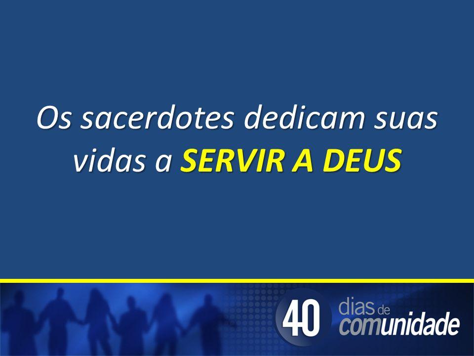 Como prisioneiro no Senhor, rogo-lhes que vivam de maneira digna da vocação que receberam.
