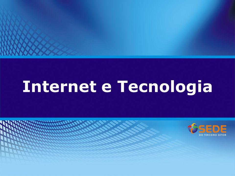Internet e Tecnologia