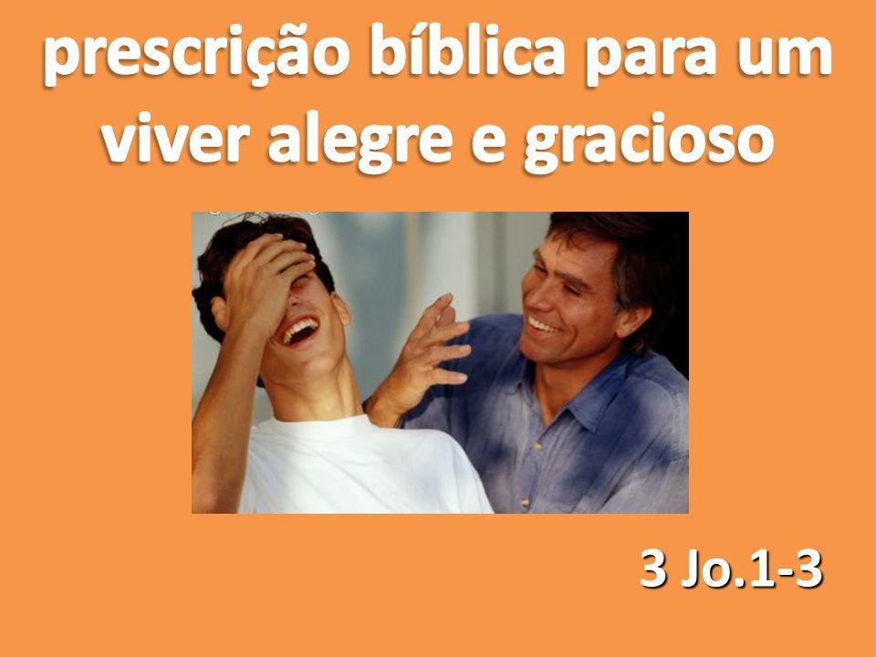 3 Jo.1-3