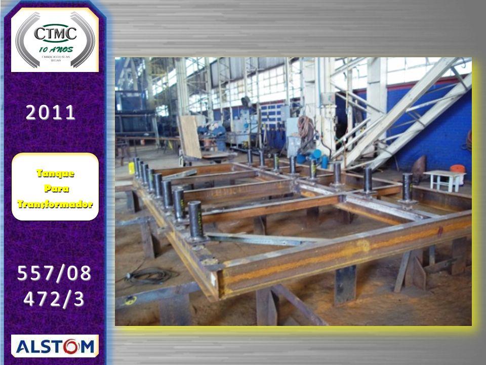 2011 Tanque Transformador 557/08472/3