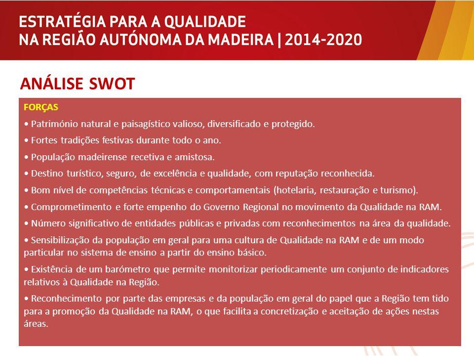 INICIATIVAS BANDEIRA Divulgar e dar a conhecer, em Portugal e no Estrangeiro, as boas práticas e experiências de sucesso no âmbito da Qualidade na RAM, e ser reconhecido por isso.
