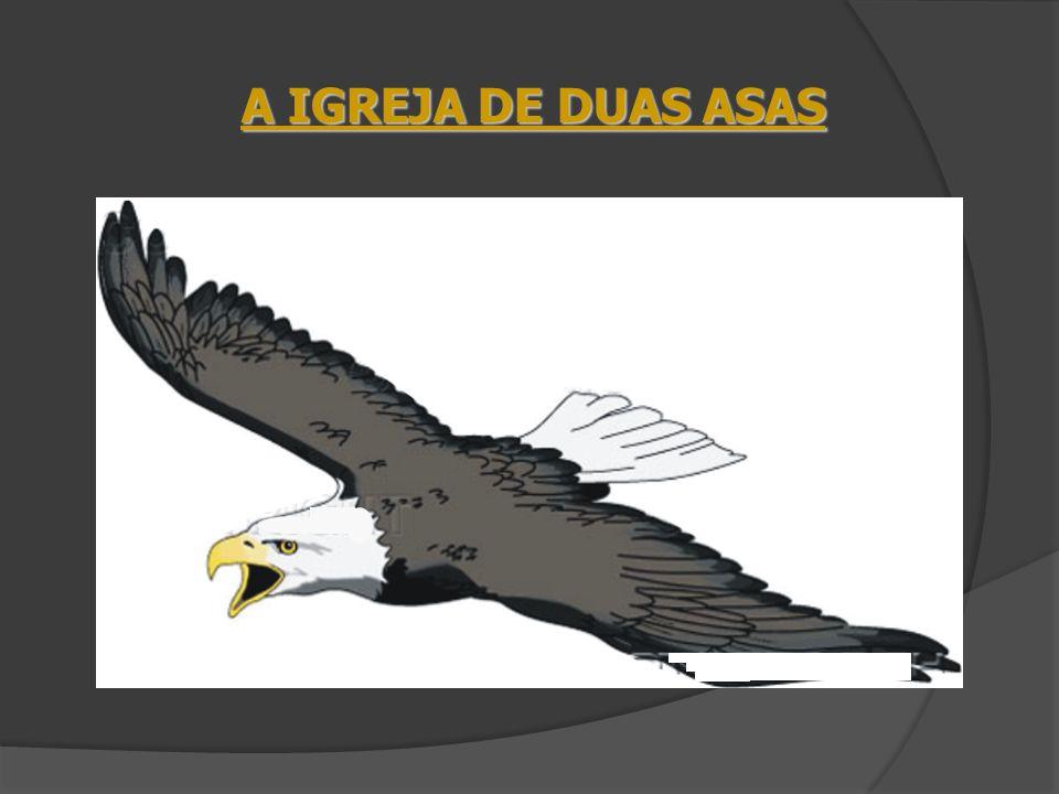 A IGREJA DE DUAS ASAS