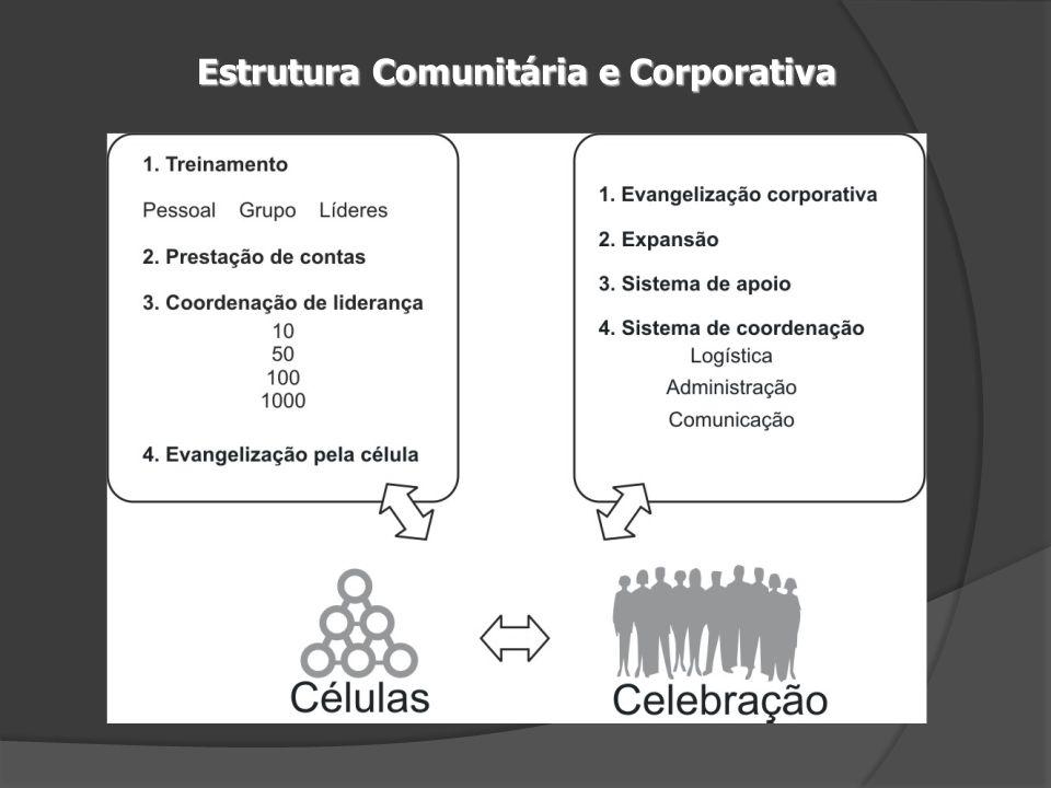 Estrutura Comunitária e Corporativa