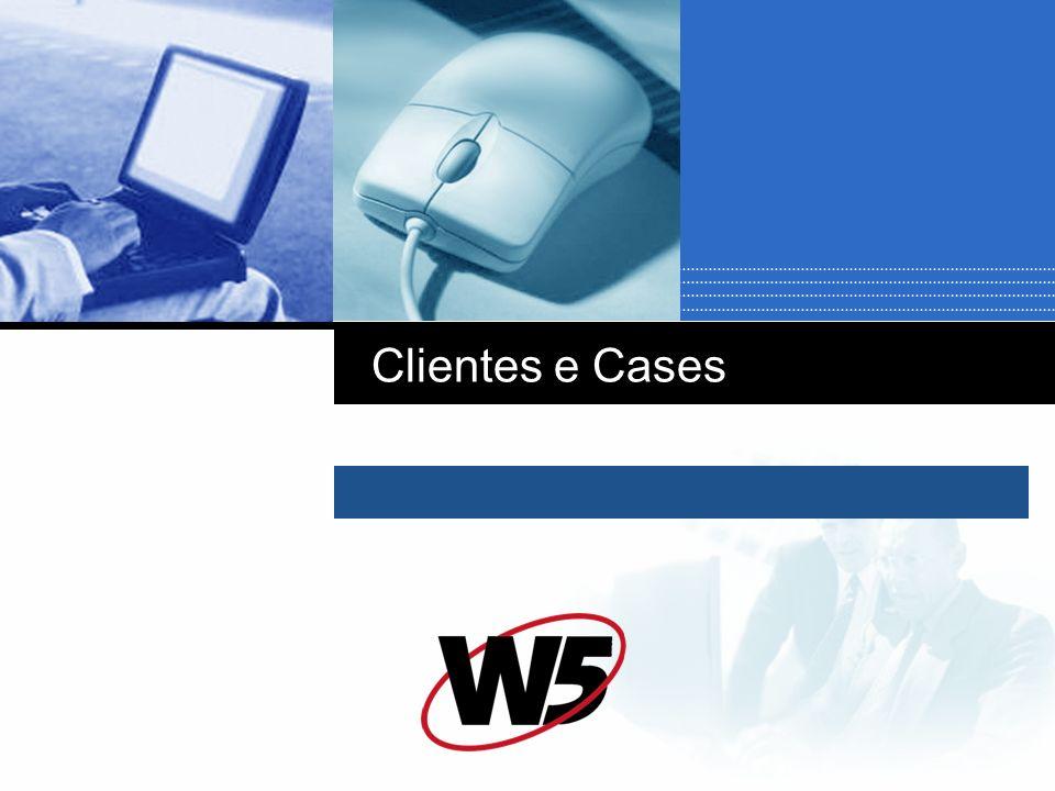 Clientes e Cases