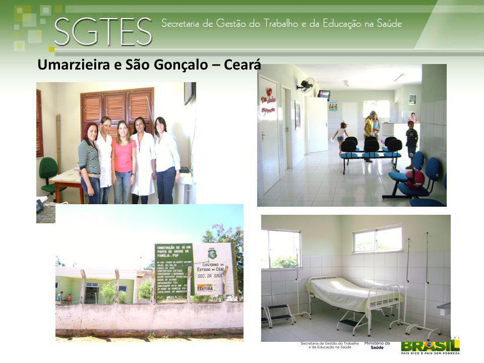 Umarzieira e São Gonçalo – Ceará