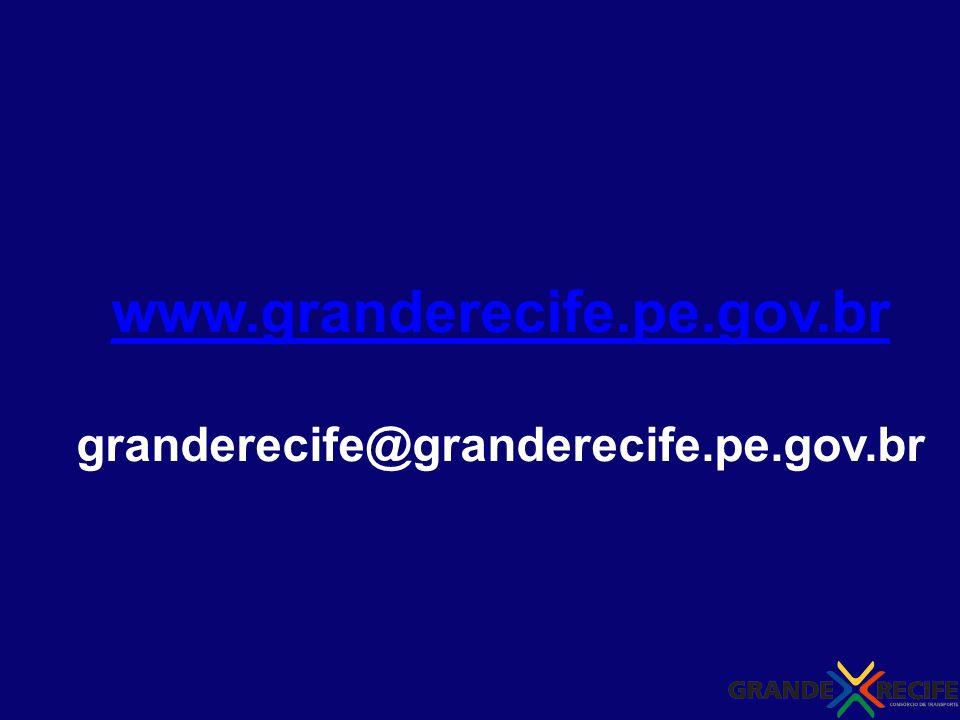 www.granderecife.pe.gov.br www.granderecife.pe.gov.br granderecife@granderecife.pe.gov.br