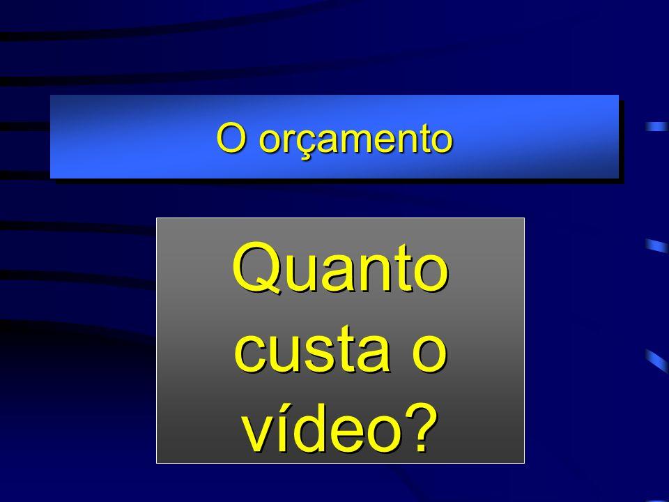 A solução vídeo