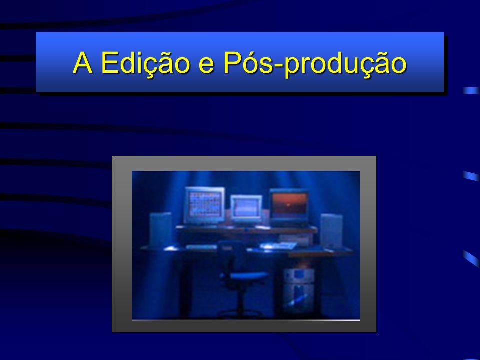 O Videografismo Apresente sua idéia: com story-board com story-board revise na fase do previewrevise na fase do preview aprove antes darenderizaçãoapr