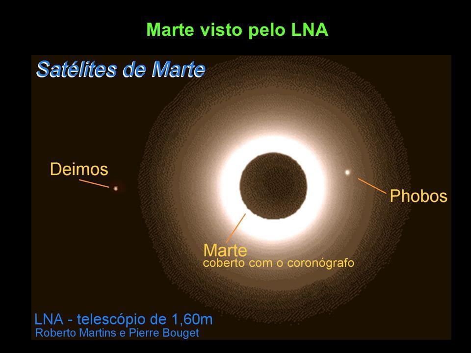 O maior cânion no sistema solar atravessa uma ampla região de Marte.