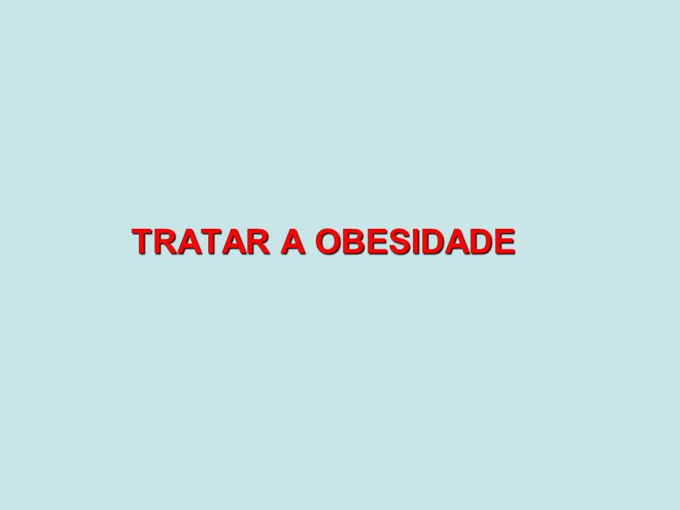 TRATAR A OBESIDADE