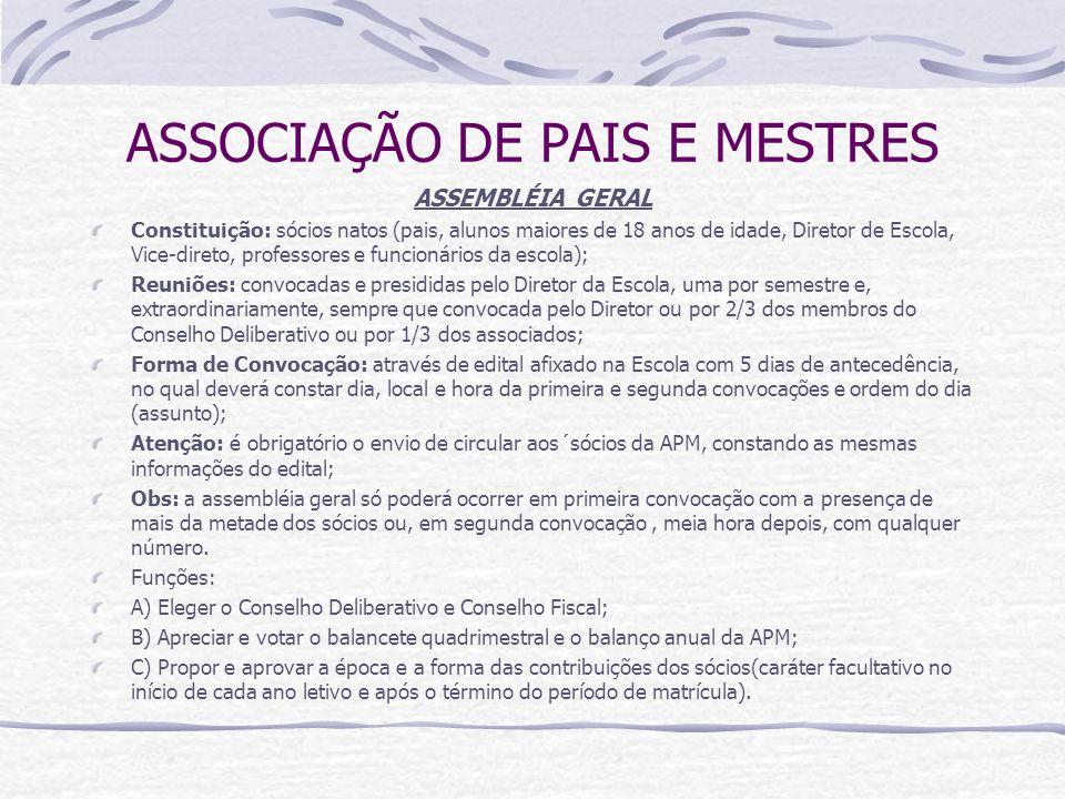 DIRETOR DE ESPORTES Promover atividades esportivas, visando a integração escola-comunidade.