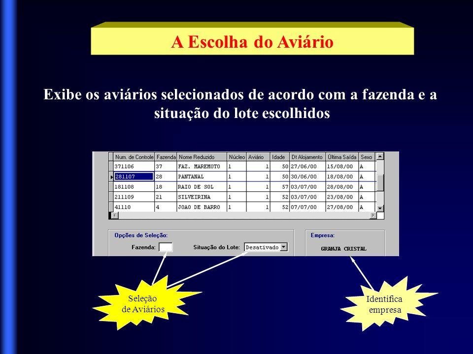 A Barra de Ferramentas Hep On-Line CONTROLE DE ESTOQUES Tem alguma dúvida para operar o SISCA?.