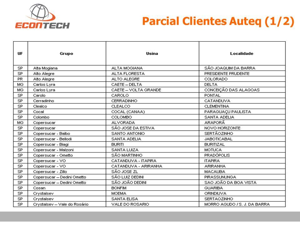 Parcial Clientes Auteq (1/2)