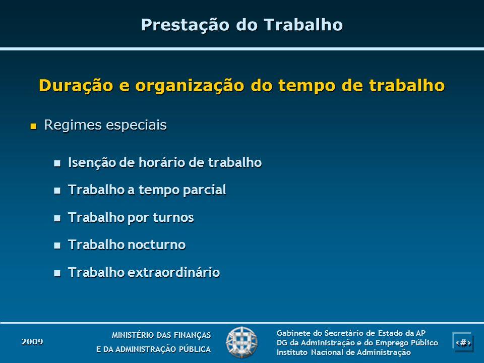 11 MINISTÉRIO DAS FINANÇAS E DA ADMINISTRAÇÃO PÚBLICA Gabinete do Secretário de Estado da AP DG da Administração e do Emprego Público Instituto Nacion