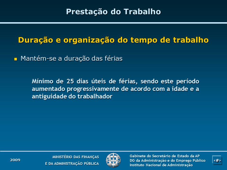 12 MINISTÉRIO DAS FINANÇAS E DA ADMINISTRAÇÃO PÚBLICA Gabinete do Secretário de Estado da AP DG da Administração e do Emprego Público Instituto Nacion