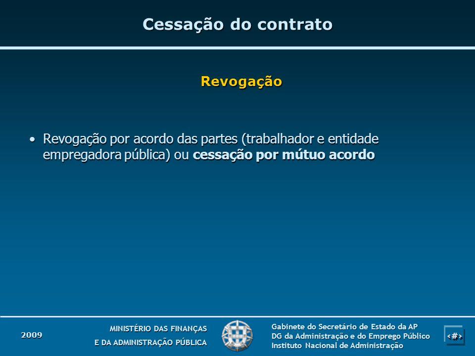 20 MINISTÉRIO DAS FINANÇAS E DA ADMINISTRAÇÃO PÚBLICA Gabinete do Secretário de Estado da AP DG da Administração e do Emprego Público Instituto Nacion