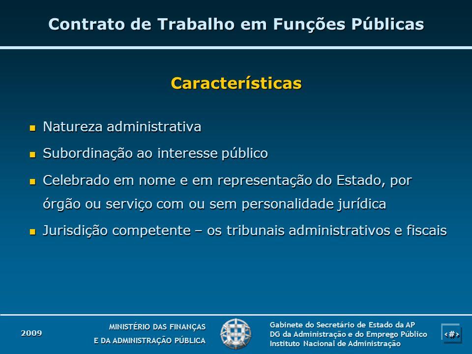 34 MINISTÉRIO DAS FINANÇAS E DA ADMINISTRAÇÃO PÚBLICA Gabinete do Secretário de Estado da AP DG da Administração e do Emprego Público Instituto Nacional de Administração 2009 OBRIGADA PELA VOSSA ATENÇÃO Armanda Fonseca (Subdirectora-Geral da DGAEP) O Regime de CTFP