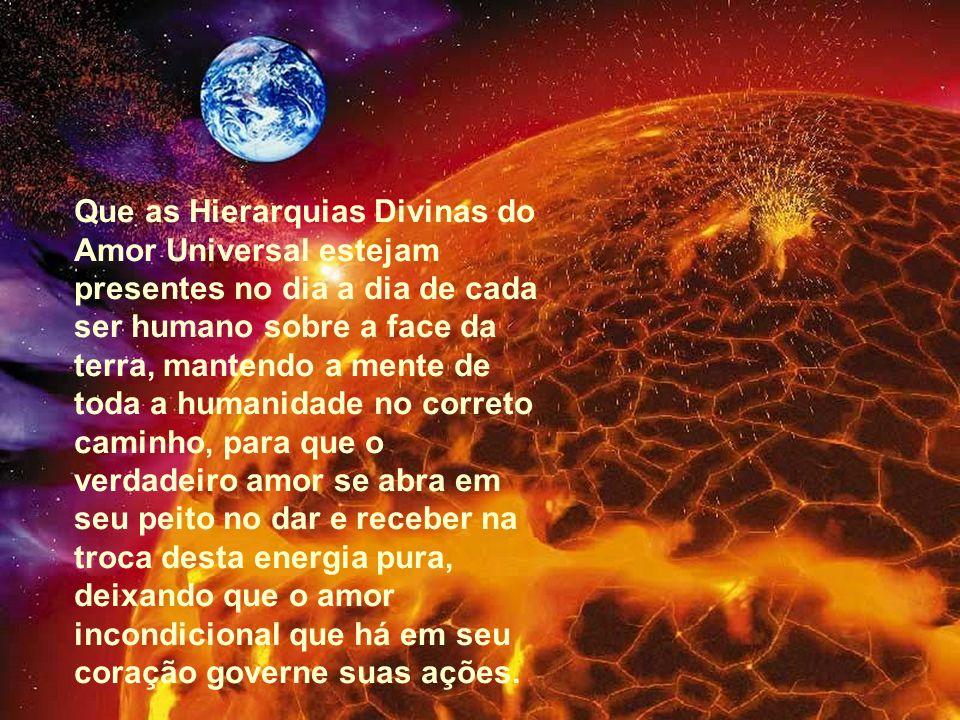 INVOCO aqui neste momento que O Portal Sagrado de transformação da Humanidade se faça, abrindo todas as Portas Universais da Evolução da Grande Cruz C