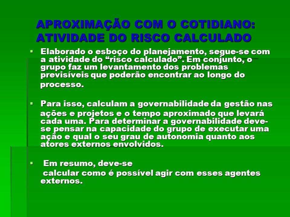 Para o Grêmio realizar atividade no fim de semana dentro da escola a diretora ou o órgão responsável precisa autorizar.
