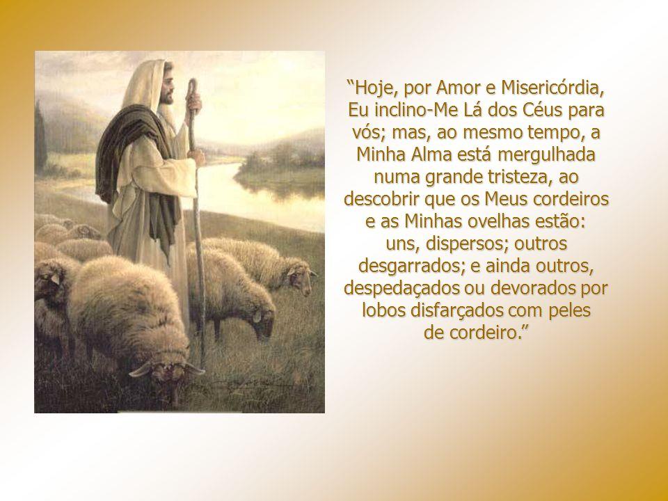 Geração, Eu, o Senhor, quero desposar-te na Minha Glória, e fazer-te completamente Minha.
