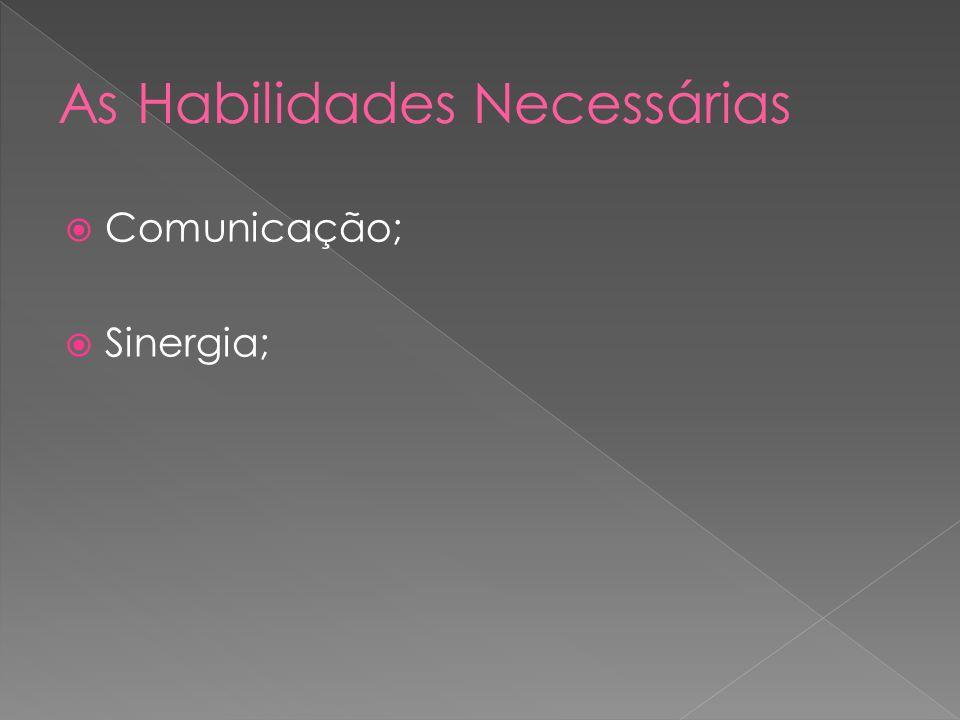 Comunicação; Sinergia;