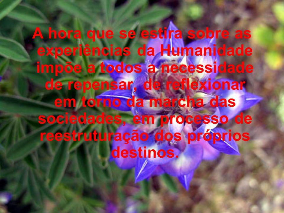 O momento cruel que se demora no planeta parece propício para que os devedores da Consciência Cósmica tenham ensejo de reajustar-se, de renovar- se, e