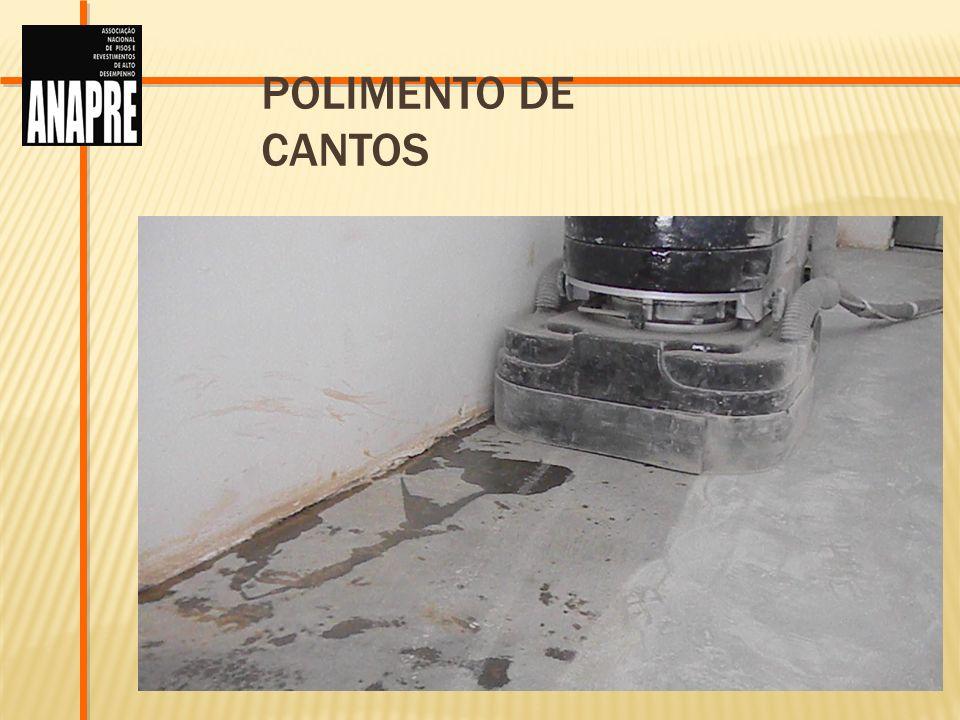 POLIMENTO DE CANTOS