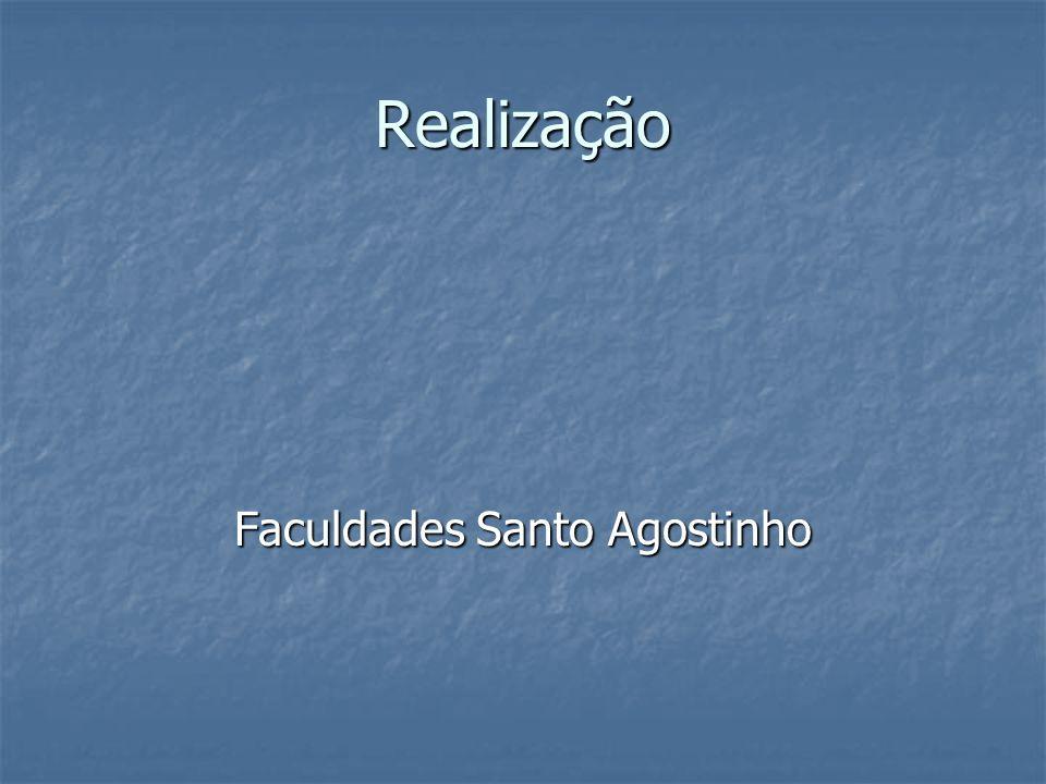 Realização Faculdades Santo Agostinho