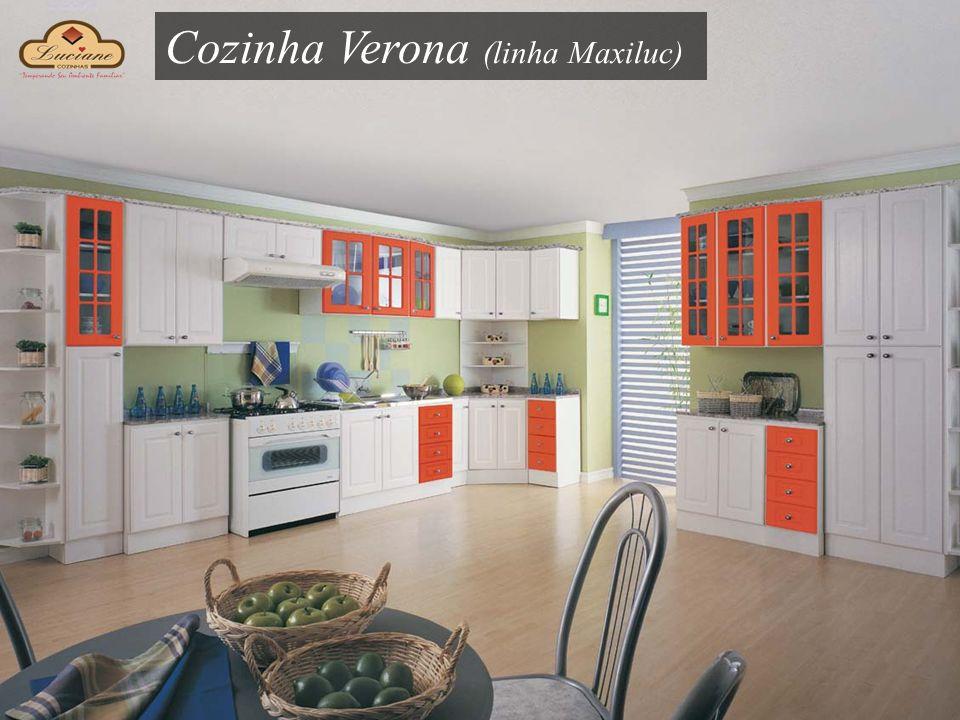 Cozinha Verona (linha Maxiluc)