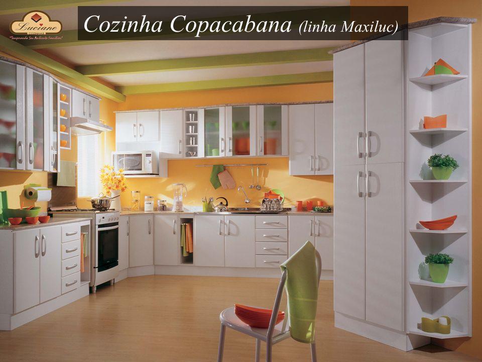 Cozinha Copacabana (linha Maxiluc)
