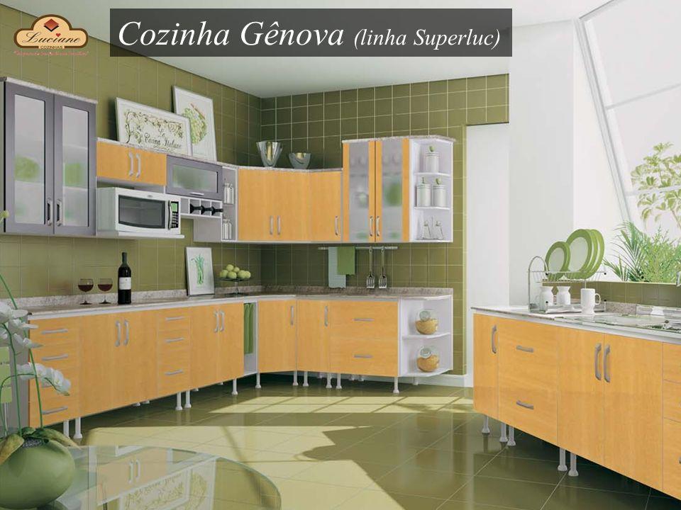Cozinha Gênova (linha Superluc)