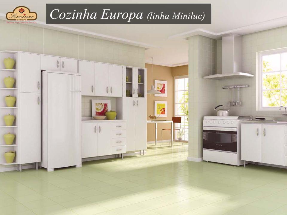 Cozinha Europa (linha Miniluc)