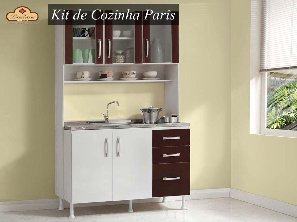 Kit de Cozinha Paris