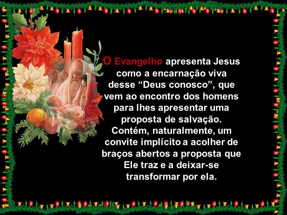Na segunda leitura, sugere-se que, do encontro com Jesus, deve resultar o testemunho: tendo recebido a Boa Nova da salvação, os seguidores de Jesus de