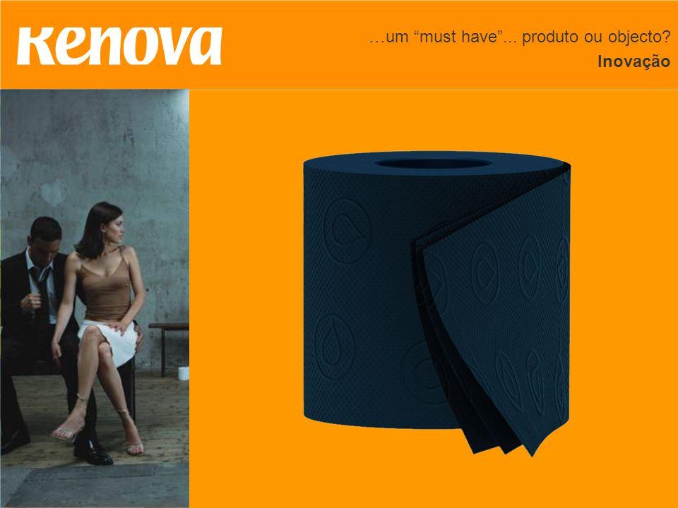 …um must have... produto ou objecto? Inovação