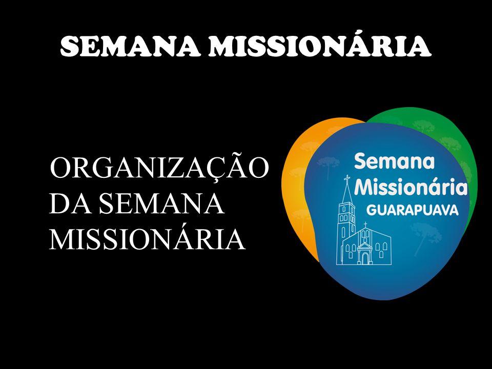 1° dia: 16/07 Chegada dos peregrinos Missa de abertura Apresentação dos jovens para a comunidade Jantar