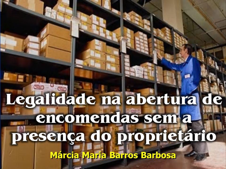 Márcia Maria Barros Barbosa Márcia Maria Barros Barbosa