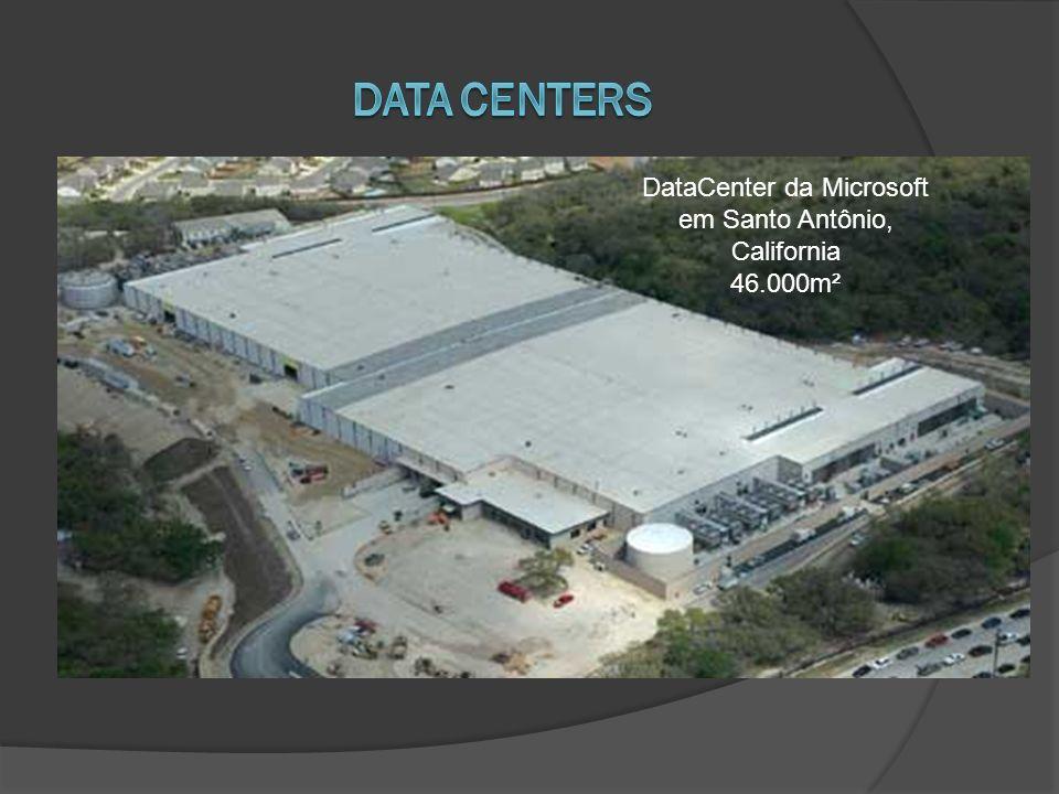 DataCenter da Microsoft em Santo Antônio, California 46.000m²
