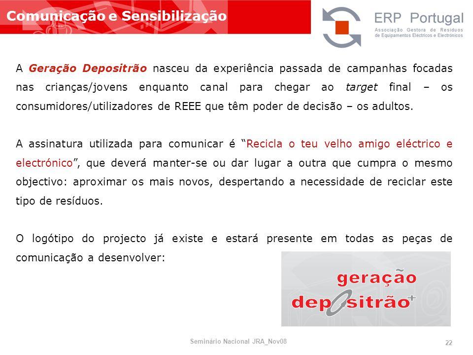 A Geração Depositrão nasceu da experiência passada de campanhas focadas nas crianças/jovens enquanto canal para chegar ao target final – os consumidor