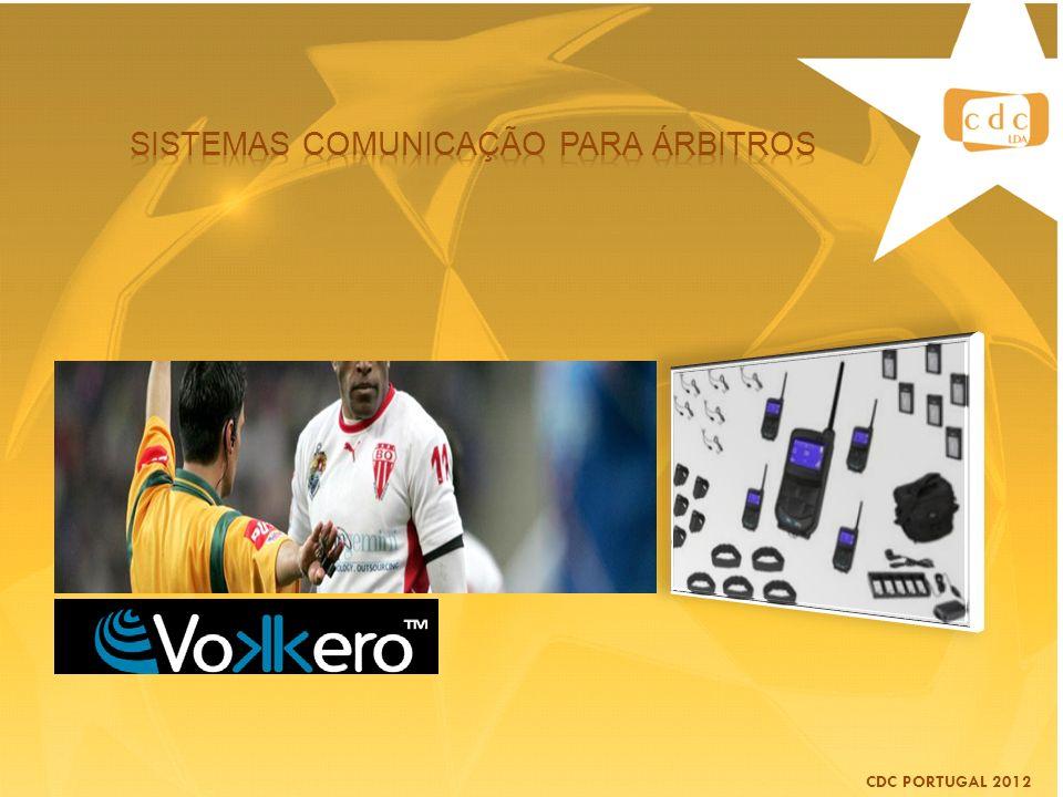 CDC PORTUGAL 2012