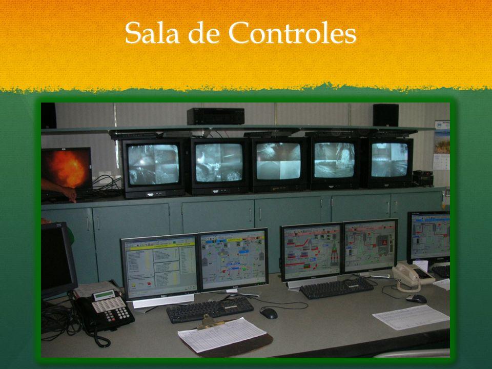 Sala de Controles