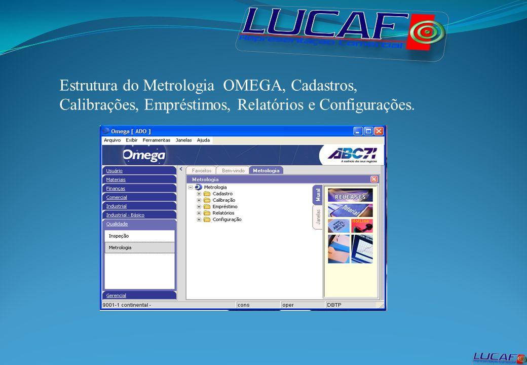 Cadastro de setores para facilitar a localização dos instrumentos emprestados ou alocados em cada setor.