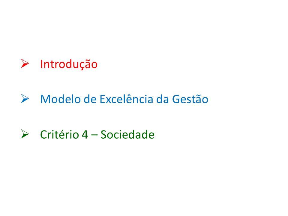 Fundamentos X Critérios de Excelência 13