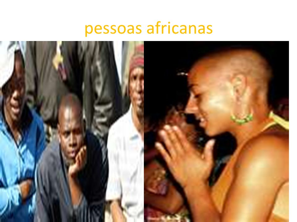 Casas africanas