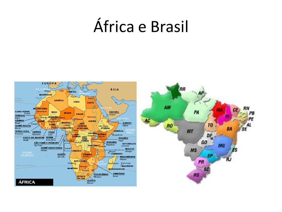A INFLUÊNCIA DA ÁFRICA NA AMÉRICA DO SUL - MÚSICA E ALIMENTAÇÃO Gabriel Gouveia Cordeiro 3º ano C Professora Vanessa
